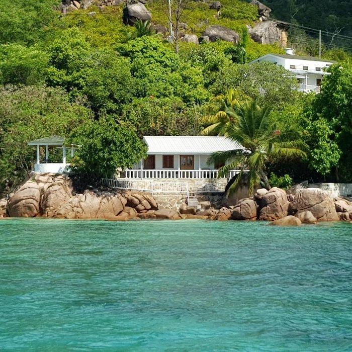 Alpehytter Seychellerne